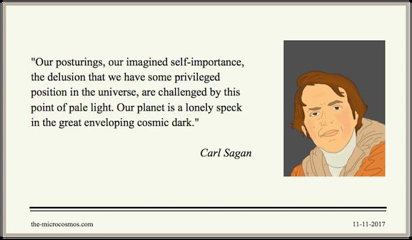 20171111 - Carl Sagan