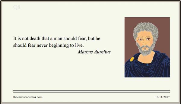 20171118:Marcus Aurelius:Death