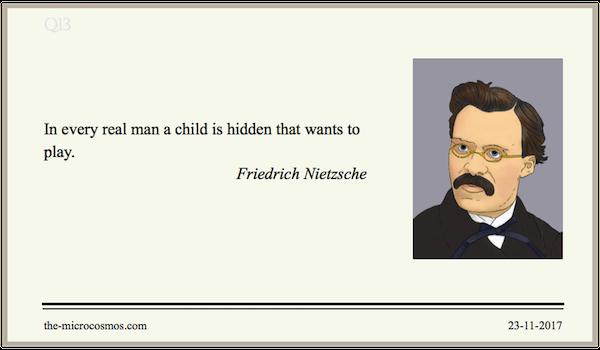 20171123:Friedrich Nietzsche:Manchild
