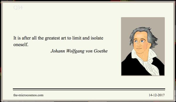 20171214:Johann Wolfgang von Goethe:Isolation.png