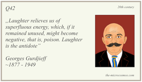 Q42 - Gurdjieff