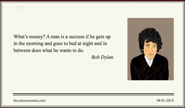 20180108:Bob Dylan:Money