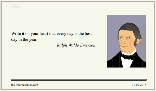 20180131:Ralph Waldo Emerson:Heart
