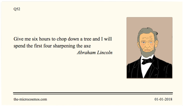 Q52_20180101_Abraham Lincoln_Preparation.png