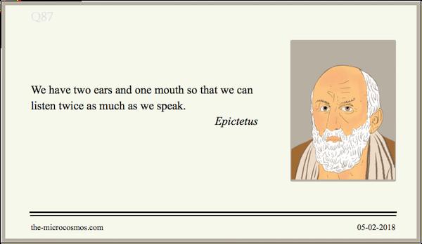 20180205:Epictetus:Ears