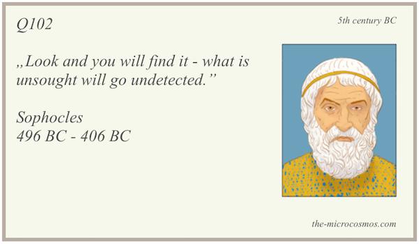 Q102 - Sophocles