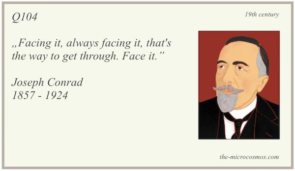 Q104 - Joseph Conrad