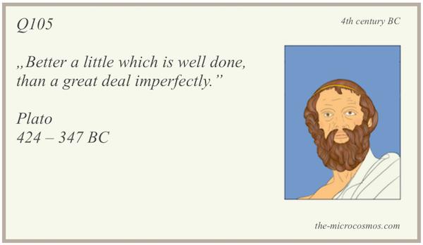 Q105 - Plato