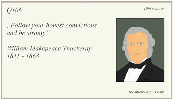 Q106 - Thackeray