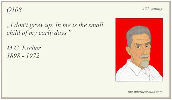 Q108 - Escher