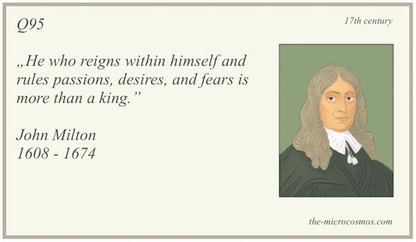 Q95 - John Milton