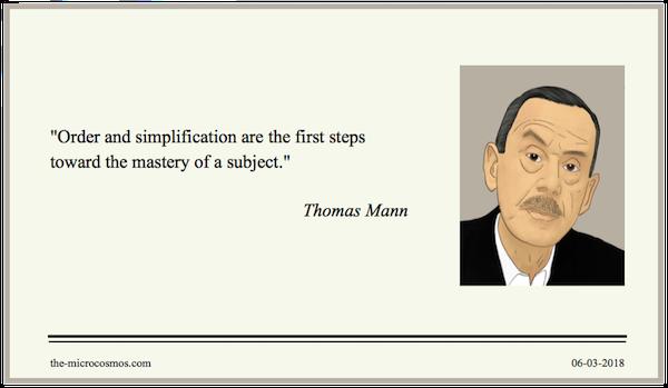 20180306 - Thomas Mann