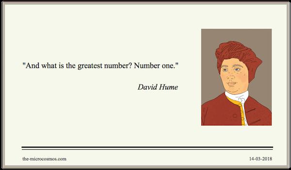 20180314 - David Hume