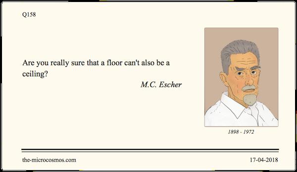 Q158_20180417_M.C. Escher_Relativity.png