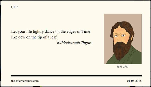 Q172_20180501_Rabindranath Tagore_Dew.png