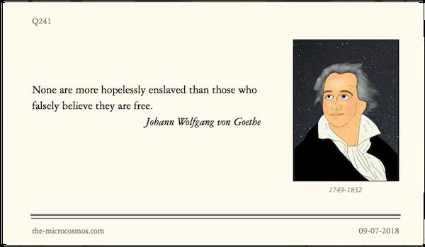 Q241_20180709_Johann Wolfgang von Goethe_Enslaved.png