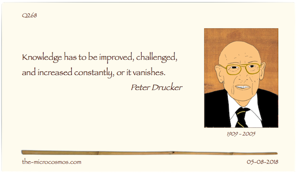 Q268_20180805_Peter Drucker_Knowledge.png